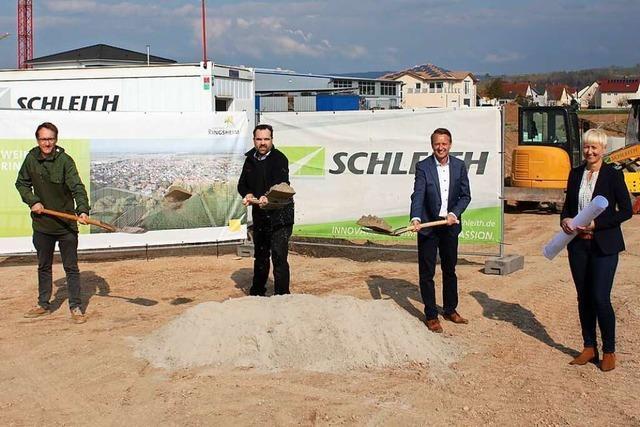 Gewerbegebiet Leimenfeld 3.0 in Ringsheim ist begehrt