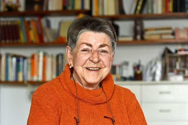 Die Freiburgerin Ursula Hennek war alleinerziehend – und kämpferisch