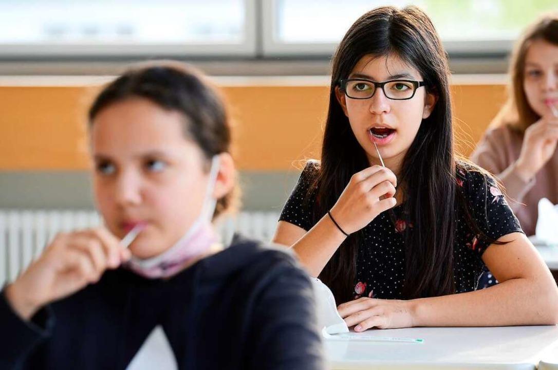 Keiner Stigmatisierung einzelner im Klassenzimmer  | Foto: Ingo Schneider
