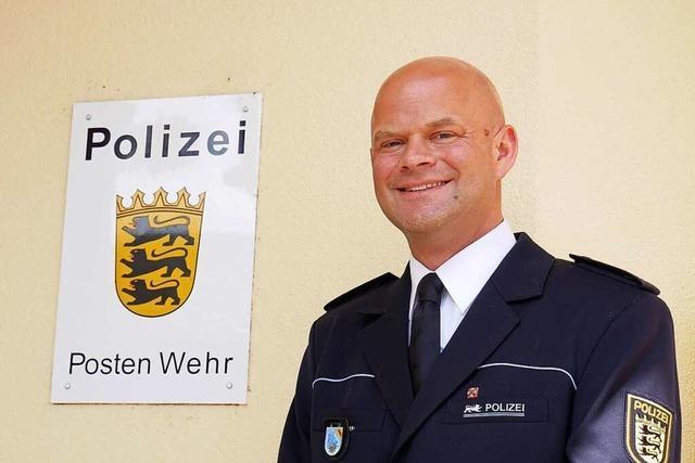 Polizei in Wehr hat neue Spitze