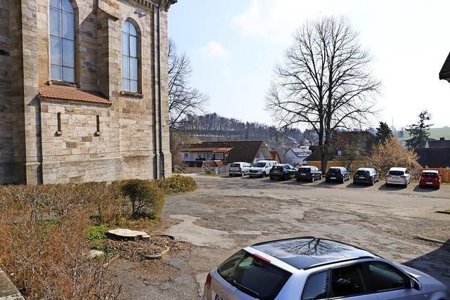Kirchplatz wird neu gestaltet