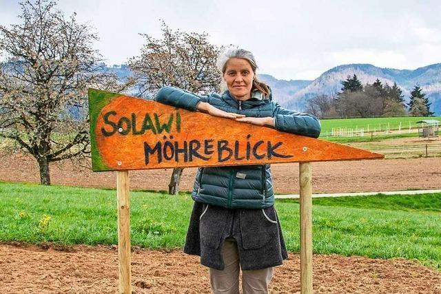 Die Solidarische Landwirtschaft ist im Wiesental angelangt