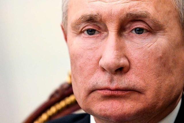 Putin verbaut sich konstruktive Beziehungen