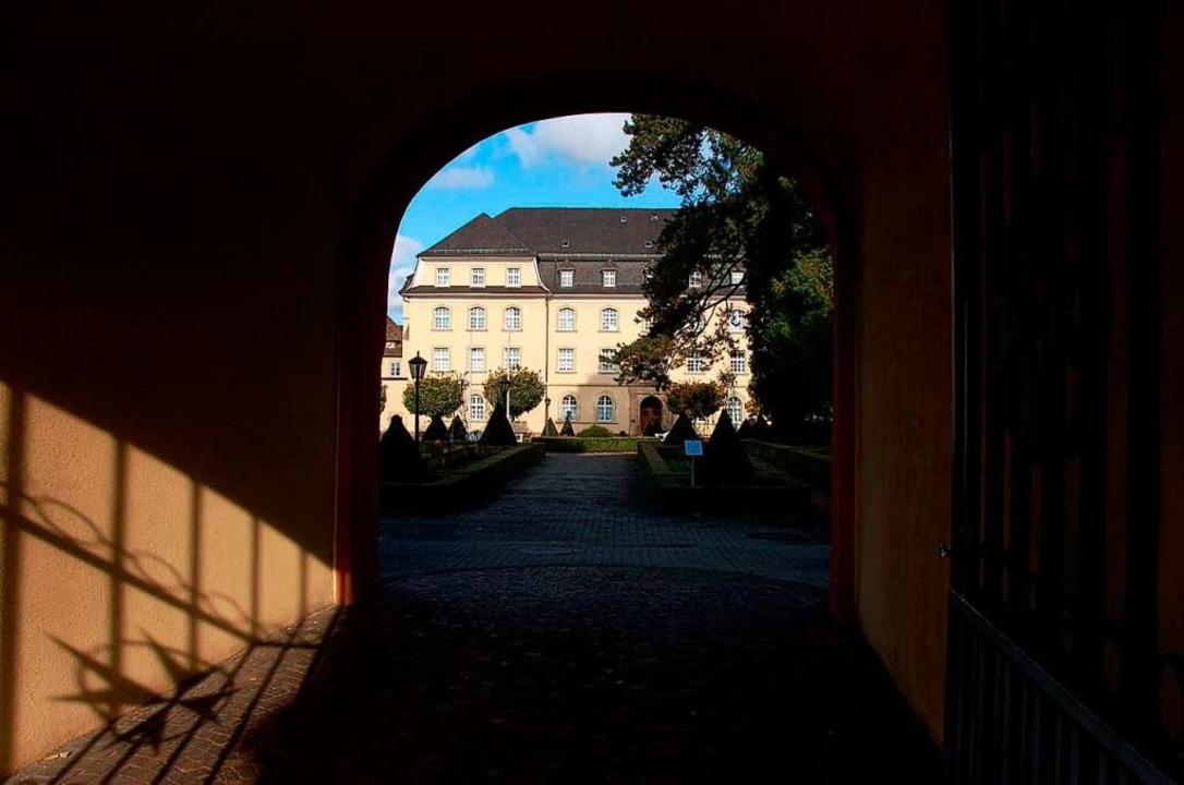 Gerade sieht es düster aus für die Zukunft des Schlosses.  | Foto: Markus Donner
