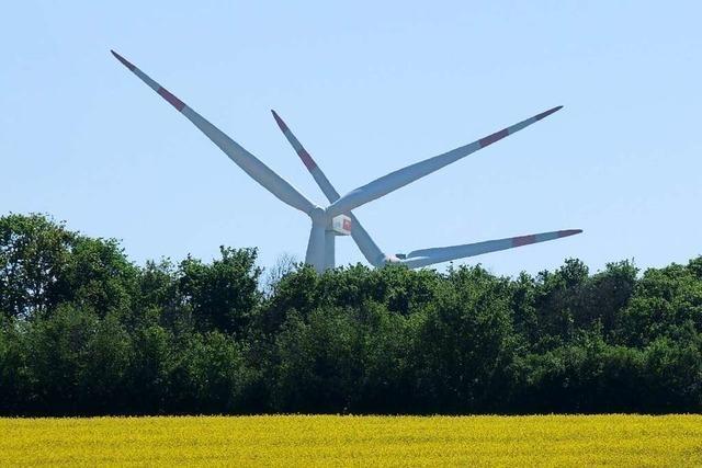 Der Zuwachs der erneuerbaren Energien stockt im Südwesten