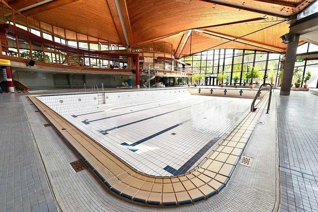 Das Freiburger Faulerbad ist seit einem Jahr ohne Wasser