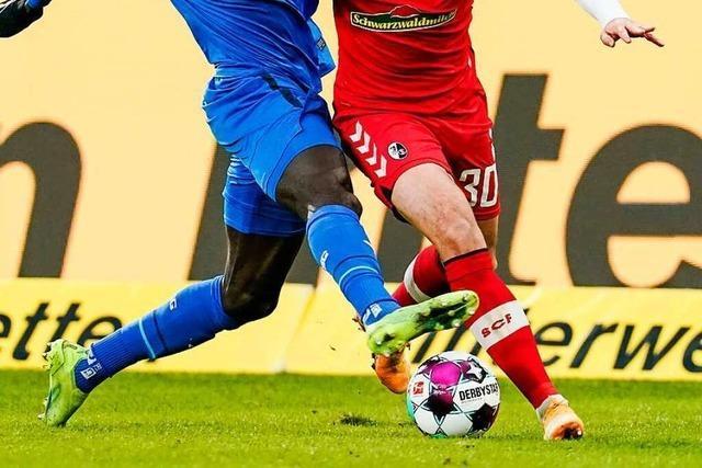 Liveticker zum Nachlesen: SC Freiburg – TSG Hoffenheim 1:1