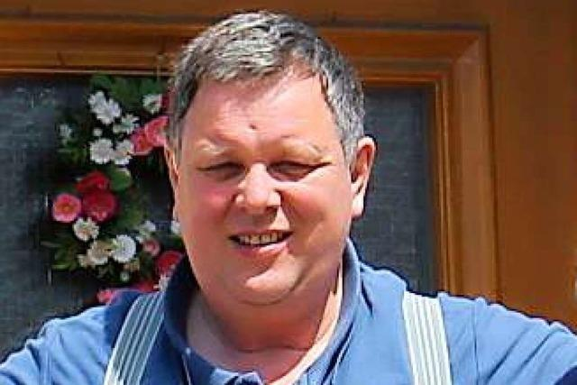 Traube-Wirt Andreas Schopferer ist gestorben