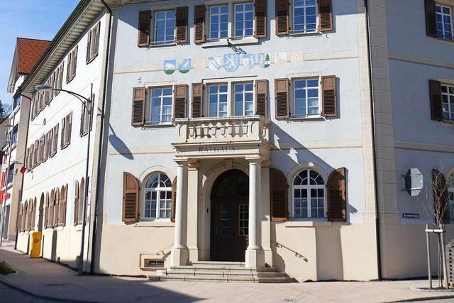 Am Sonntag hat Bonndorf die Wahl aus fünf Bürgermeister-Kandidaten