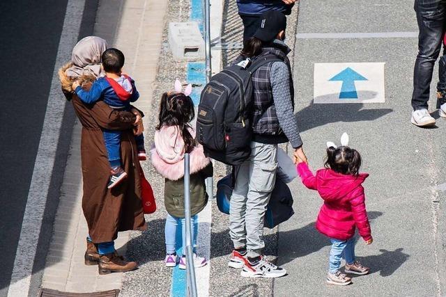 Nicht alle Länder haben bei der Evakuierung der Flüchtlingslager Wort gehalten