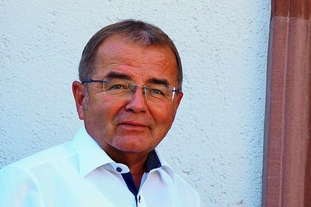 Max Sütterlin tritt aus dem Kanderner Gemeinderat aus, bleibt aber Ortsvorsteher