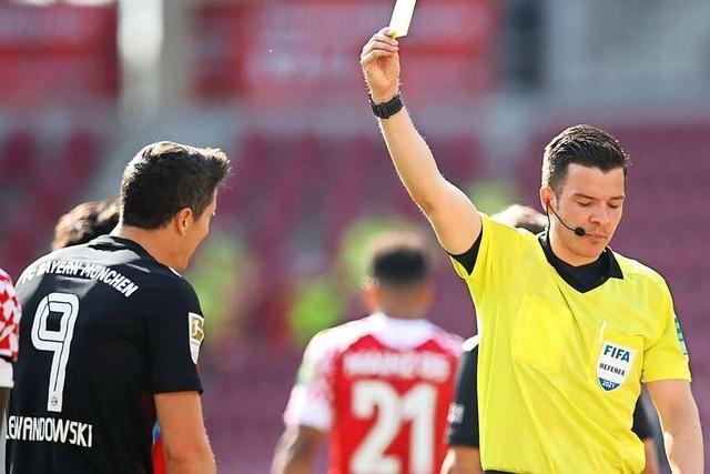 Bayern München verliert überraschend in Mainz