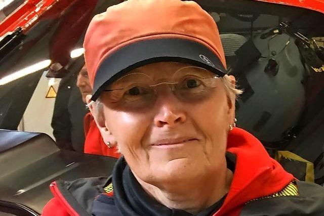 Ihre Wanderlust hat die Weilerin Monika Teusch zu vergessenen Orten geführt