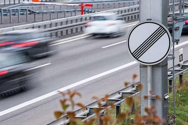 Handyvideo überführt Autobahn-Drängler nach Crash – Geldstrafe