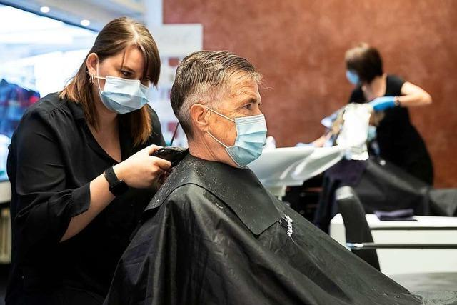 Friseure in Rheinfelden und Grenzach-Wyhlen werden kreativ