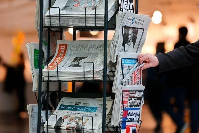 Journalismus: Wer laut spricht, wird leichter wahrgenommen