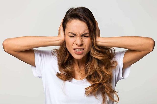 Tinnitus – Der Dauerton im Ohr kann die Psyche stark belasten