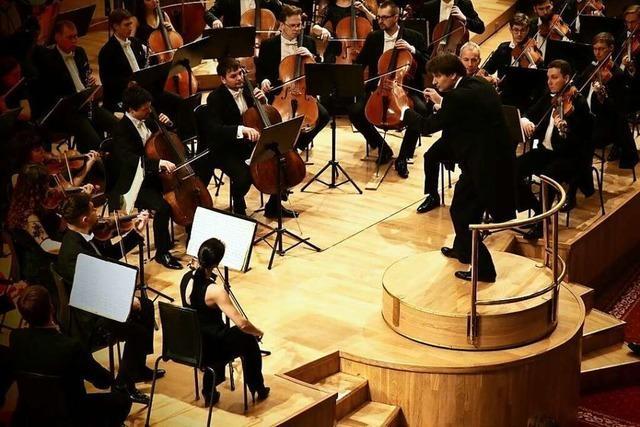 Ortenauer Dirigent leitet staatliches Sinfonieorchester in Kasan