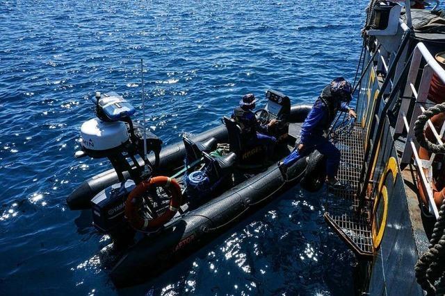 Verschwundenes indonesisches U-Boot gefunden - Besatzung tot
