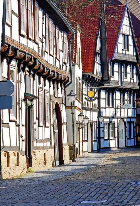 Schmucke Altstadt: Herford  | Foto: Flexmedia (stock.adobe.com)