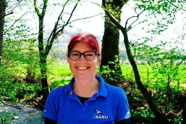 Neue Nabu-Vorsitzende in Emmendingen mag Fledermäuse