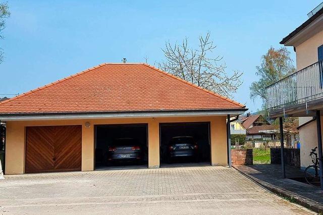 Garage beim Pfarrhaus in Schuttertal wird Treffpunkt für die Ministrantengruppe