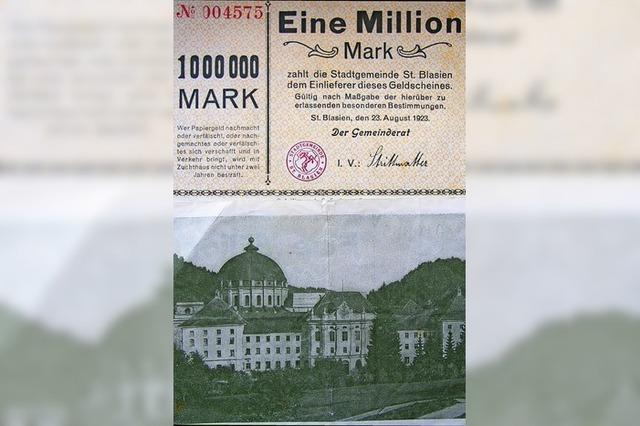 Das Rathaus handelte mit Millionen