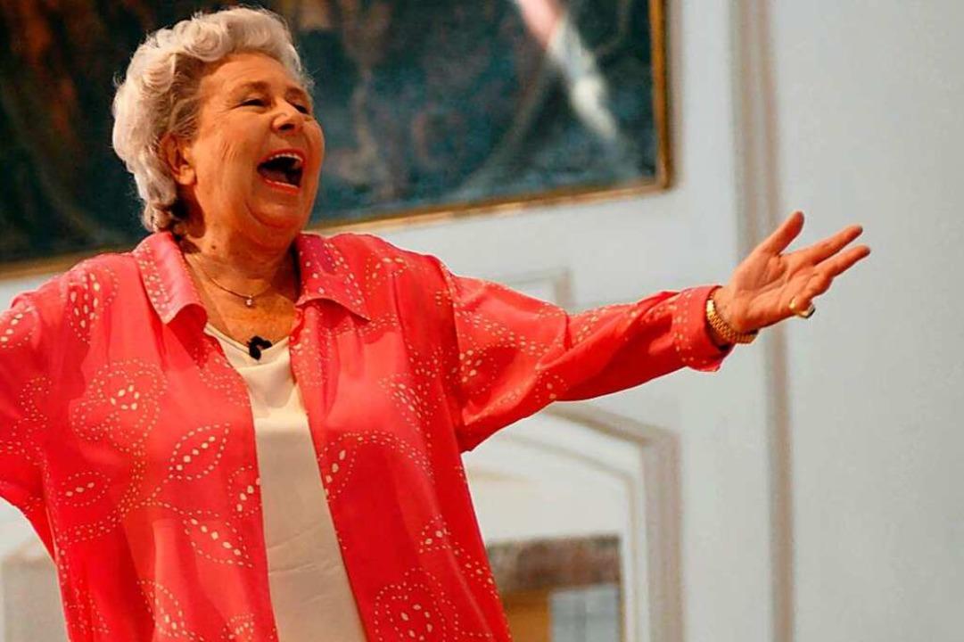 Nach Ende ihrer langen Karriere widmet...urg, der Stätte vieler großer Erfolge.  | Foto: imago stock&people
