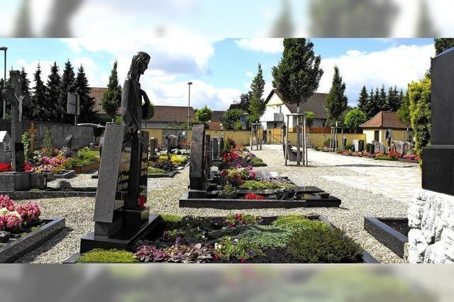 Neue Bestattungsformen in Hartheim