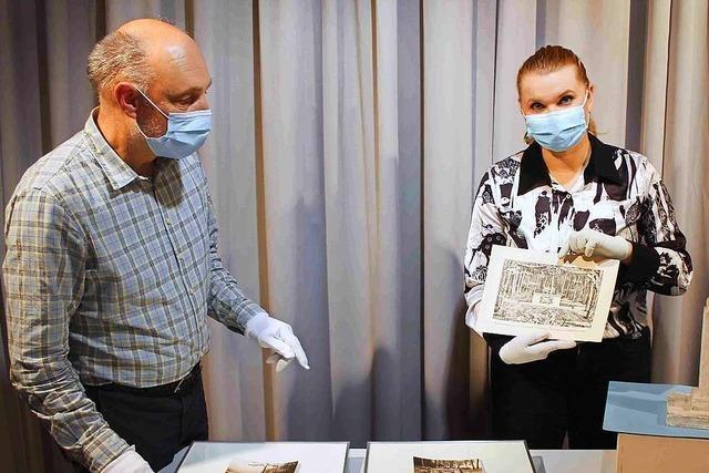 Das Lörracher Dreiländermuseum unterstützt eine Ausstellung im Elsass