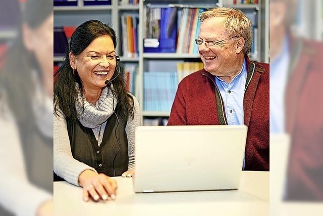 Senioren durch die Digitalwelt lotsen