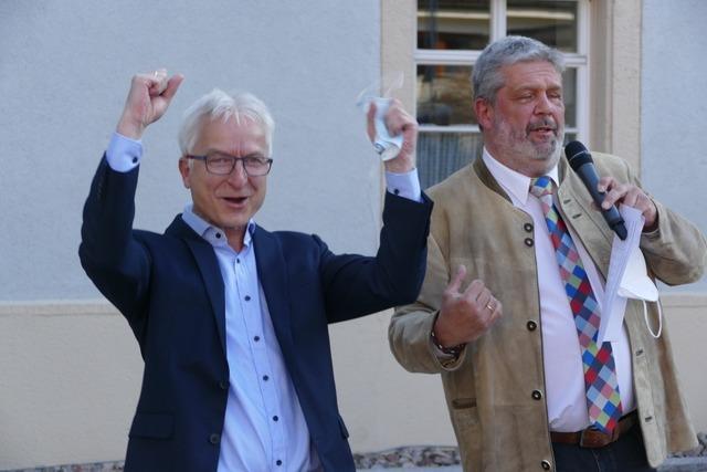 Marlon Jost ist neuer Bürgermeister von Bonndorf