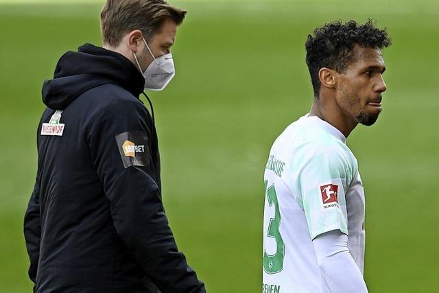 Werder Bremen denkt über Trainer Kohfeldt nach