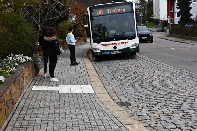 Die meisten Bushaltestellen sollen in Gundelfingen barrierefrei werden