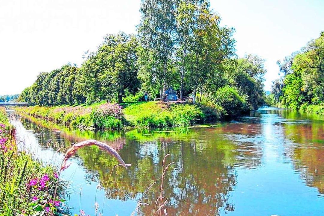 """""""Brigach und Breg bringen die Do...üsse liegt östlich von Donaueschingen.    Foto: bz"""
