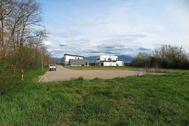 Neun neue Bauplätze im Neuenburger Ortsteil Grißheim