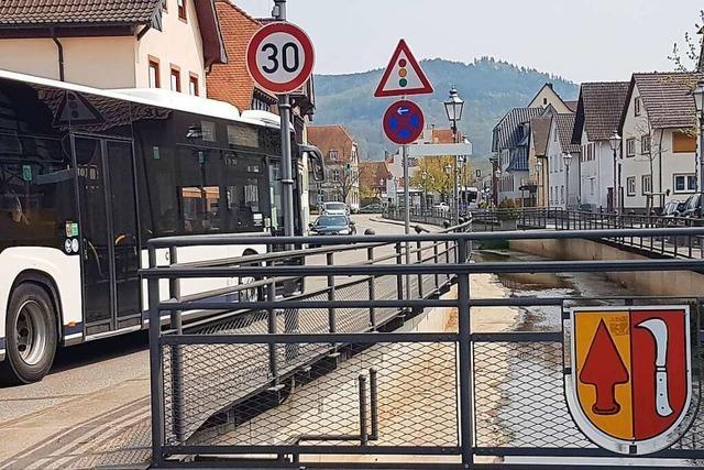 Tempo 30 hat die Gemeinde Friesenheim verändert