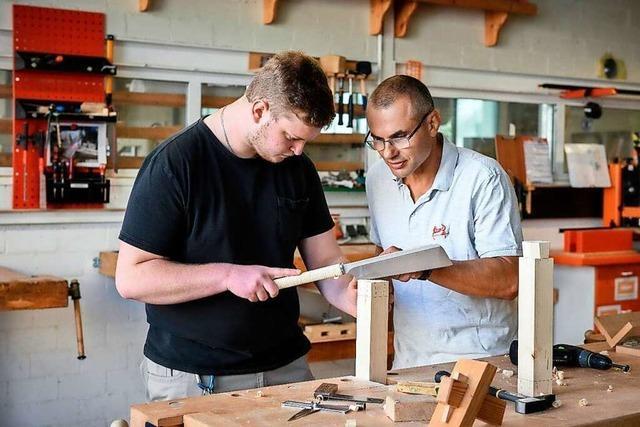 Kein Jugendlicher wird im Christophorus Jugendwerk in Oberrimsingen aufgegeben