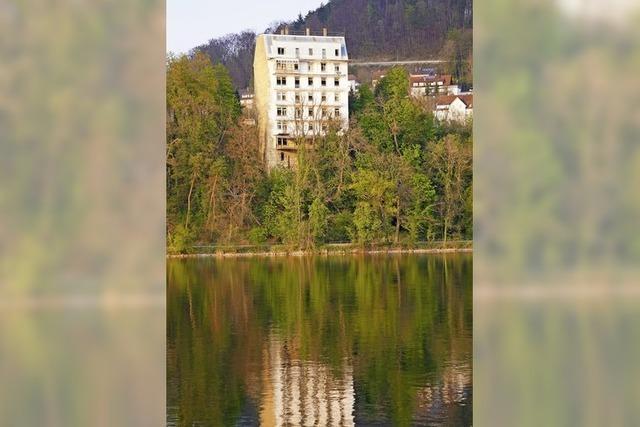 Rheinschloss soll bleiben