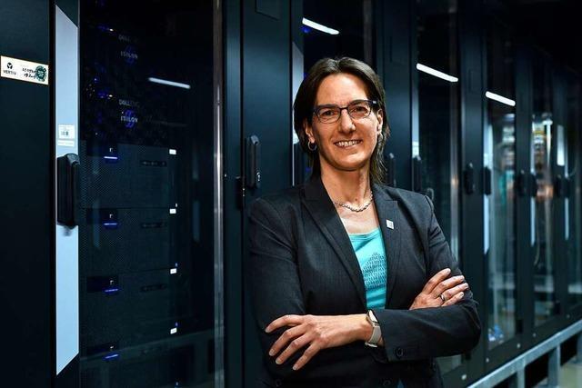 Das ist die Macherin der digitalen Universität in Freiburg