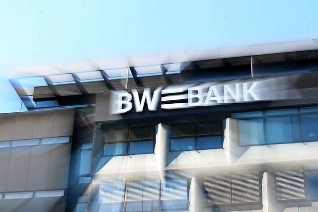 Die BW-Bank schließt 41 Filialen