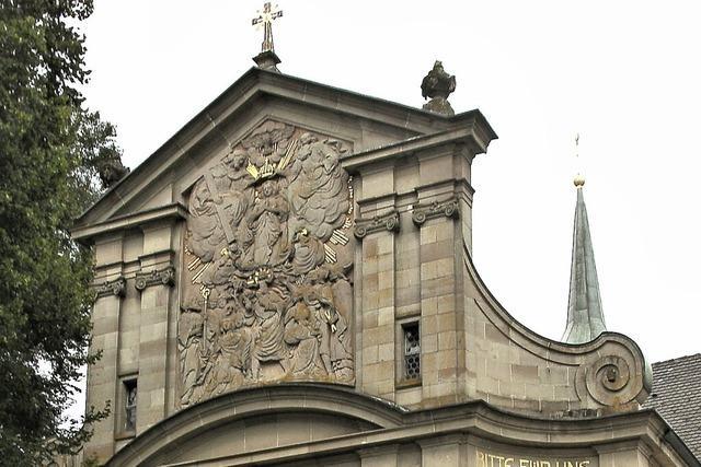Bewährungsstrafe für Dieb von kirchlichen Kunstobjekten