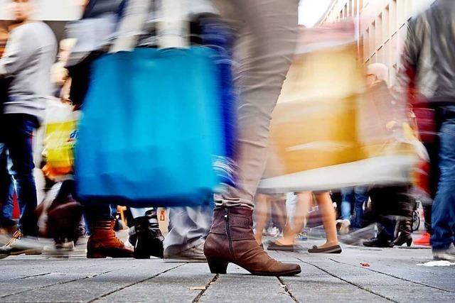 Geimpfte Schweizer stürmen den deutschen Einzelhandel