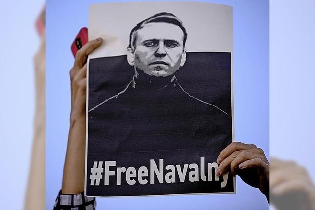 Organisationen von Kreml-Gegner Nawalny lahmgelegt