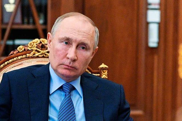Die Reste von Freiheit sind in Russland in Gefahr