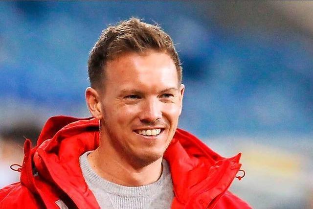Julian Nagelsmann wird neuer Trainer des FC Bayern