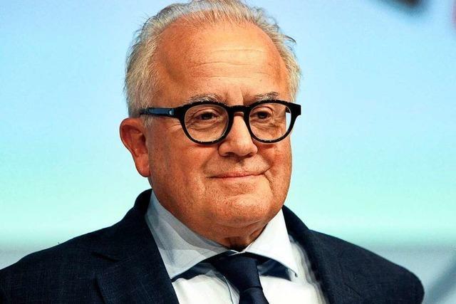 DFB-Präsident Fritz Keller nach Entgleisung unter Druck