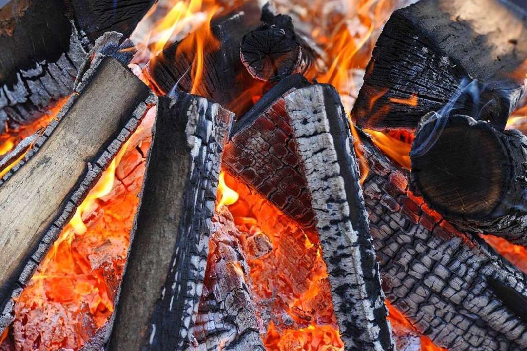 Die Polizei bittet darum, in Wäldern u...nd Feldern keine Flammen zu entzünden.  | Foto: Patrick Pleul