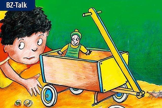 BZ-Talk: Kinderbuch über Geheimnisse soll vor Missbrauch schützen