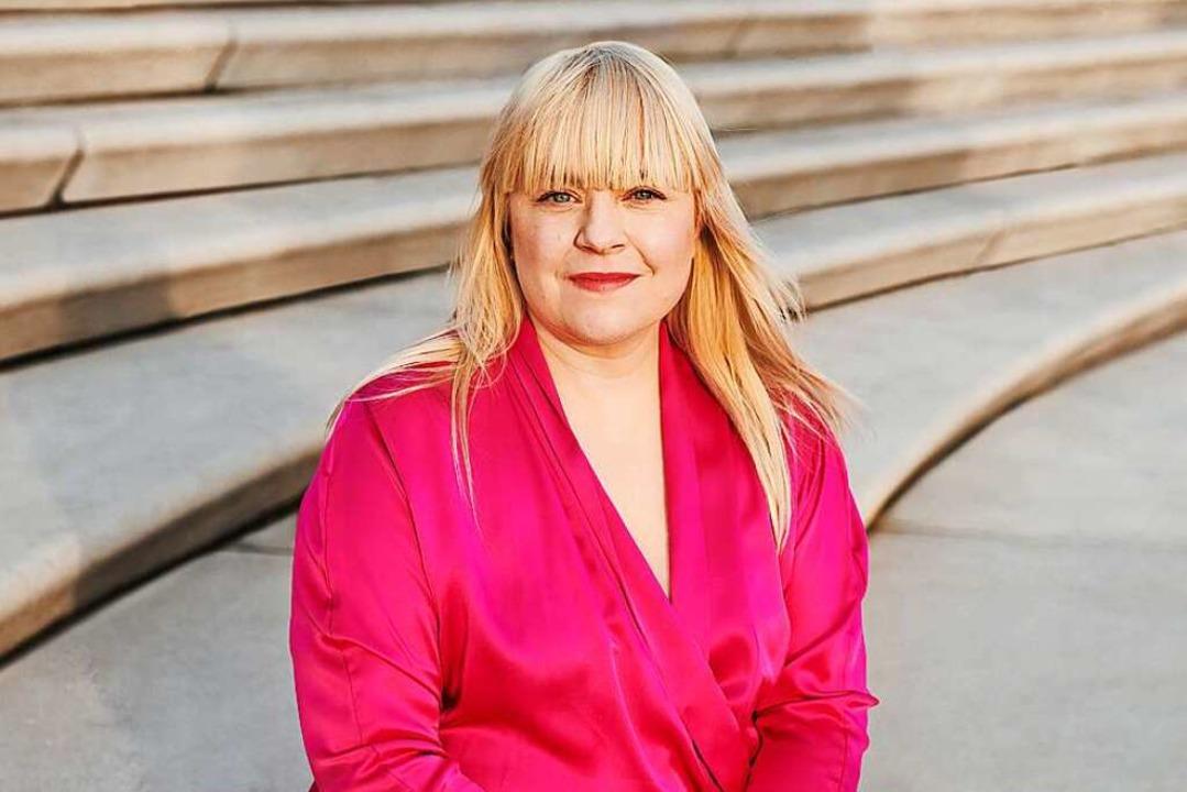 Melodie Michelberger ist Körperaktivistin und Buchautorin.  | Foto: Julia Marie Wernerr